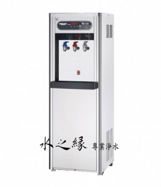 HM-168 系列 冰溫熱/溫熱 三溫/雙溫飲水機(龍頭按板式)