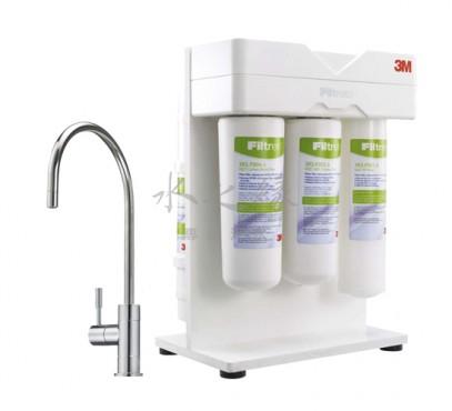 3M PW1000 極淨高效純水機-廚下型 RO逆滲透純水機