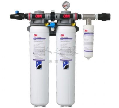 3M 商用高流量複合式淨水系統 DP290 中央處理
