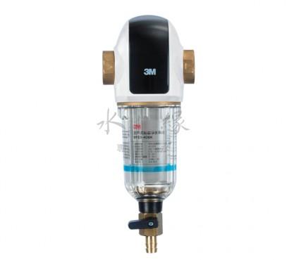 3M 全戶式前置淨水系統 BFS3-40BK(曜石黑)