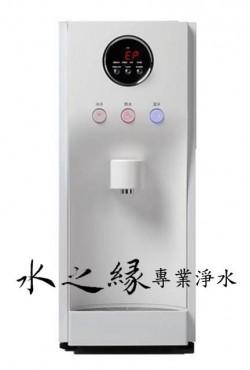 豪星牌 HM190桌上型冰冷熱飲水機/RO飲水機(內置五道RO逆滲透系統)[白色]